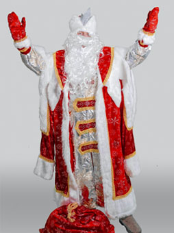 Костюм Деда Мороза Королевский в Волгограде