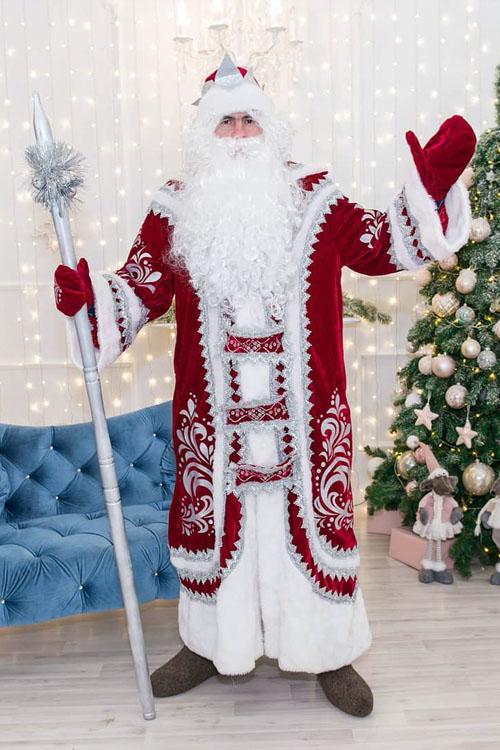 Купеческий Костюм Деда Мороза в Волгограде