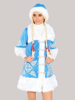 Костюм Снегурочки Вышивка в Волгограде