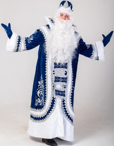 Купеческий Костюм Деда в Волгограде  Мороза
