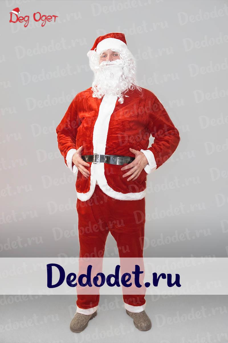 Костюм Санта-Клауса в Волгограде